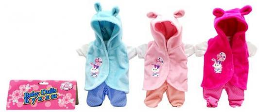 Одежда для куклы Shantou Gepai 30 см Зайка, цвета в ассорт. C1107-16