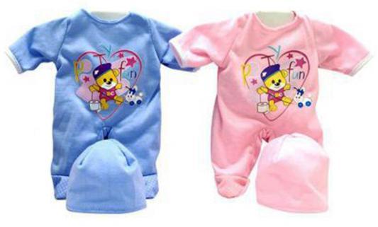Одежда для куклы Shantou Gepai 30 см Мишка-звездочет, цвета в ассорт. C1104-16