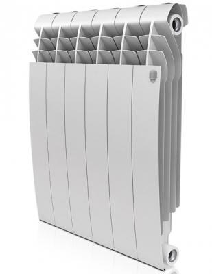 Радиатор Royal Thermo Vittoria+ 500 4 секции радиатор royal thermo pianoforte tower noir sable 22 секции