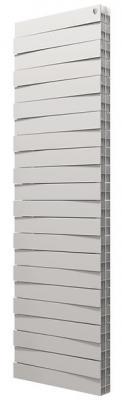 Радиатор Royal Thermo PianoForte Tower/Bianco Traffico 18 секций RTPFTBT50018 радиатор royal thermo pianoforte tower noir sable 22 секции