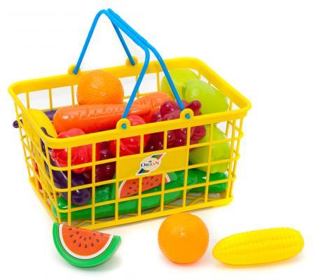 Набор Orion Фрукты Овощи в корзинке 379в3 набор фруктов dohany овощи фрукты в корзине большая 715