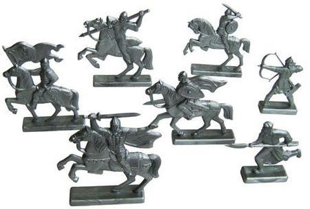 Набор фигурок Пластмастер Дружина набор солдатиков игрушкин дружина