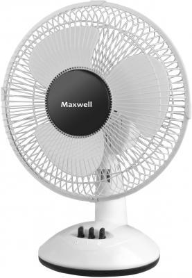 все цены на Вентилятор настольный Maxwell MW-3547 W 25 Вт онлайн
