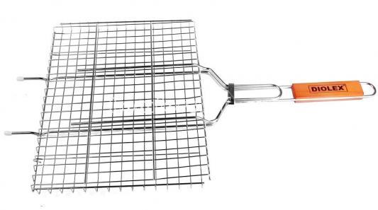 Решетка-гриль Diolex DX-M1203 35x26см решетка гриль diolex dx m1203 35x26см