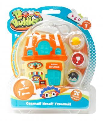 Игровой набор 1toy Bbuddieez 4 предмета зеркало misty марта п мрт02100 012