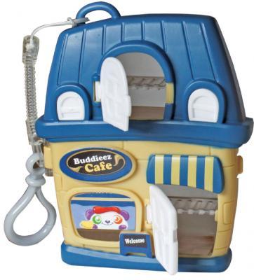 Игровой набор 1toy Bbuddieez - Домик-подвеска для хранения Т59386 1 toy кукольный домик красотка колокольчик с мебелью 29 деталей