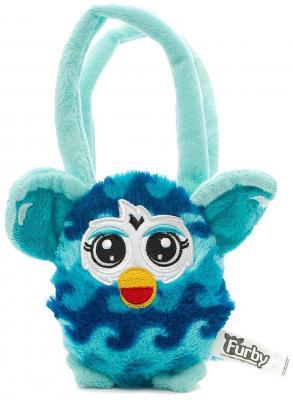Плюшевая игрушка Furby сумочка волна 12 см, хенгтег Т57556 furby сумочка 12 см волна 1toy