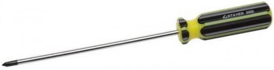 Отвертка Stayer Master двухкомпонентная рукоятка магнитный наконечник PH2x150 мм 2510-2-15_z01 набор ключей комбинированных stayer master 27085 h6