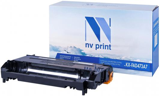 Фотобарабан NV-Print KX-FAD473A7 для KX-MB2110RU/2117RU/2130RU/2137RU/2170RU/2177RU 10000стр boho print dip hem chiffon top