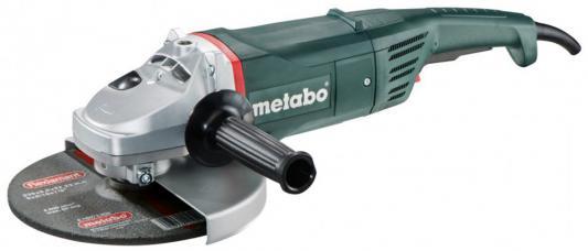 Угловая шлифомашина Metabo WX 2400-230 2400Вт 230мм 600379000 болгарка metabo wx 2000