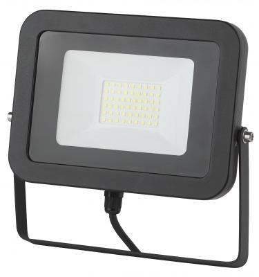 Прожектор ЭРА LPR-50-6500К-М SMD Eco Slim черный