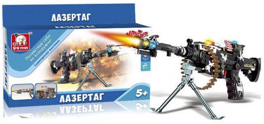 Автомат S+S Toys Автомат - Снайпер камуфляж игровой набор s s toys 200003192 бадминтон ракетка волан