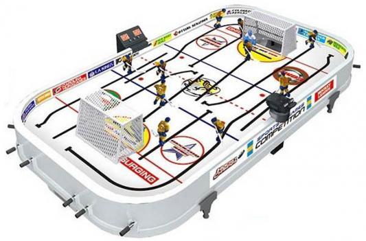 Настольная игра S+S TOYS хоккей Настольный хоккей Hockey Champions цена