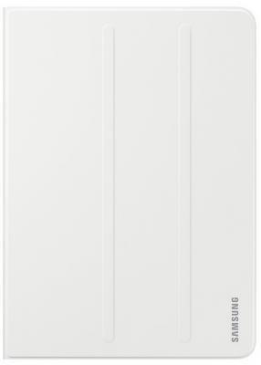 "Чехол Samsung для Samsung Galaxy Tab S3 9.7"" Book Cover полиуретан/поликарбонат белый EF-BT820PWEGRU"