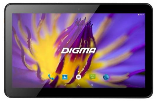 "Планшет Digma Optima 1015 3G 10.1"" 8Gb черный Wi-Fi Bluetooth 3G Android TT1121PG"
