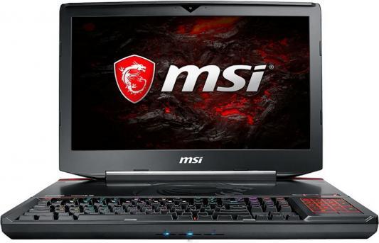 Ноутбук MSI GT83VR 7RE-249RU Titan SLI 18.4 1920x1080 Intel Core i7-7820HK 9S7-181542-249 ноутбук игровой msi gt73vr 7re 471ru titan