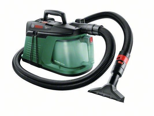 Пылесос Bosch EasyVac3 сухая уборка зелёный чёрный