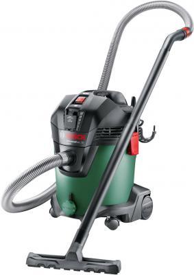 Пылесос Bosch AdvancedVac20 сухая уборка зелёный чёрный автомобильный пылесос bosch easyvac12 сухая уборка зелёный