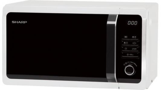 СВЧ Sharp R3852RW 900 Вт белый sharp sjxp59pgbk