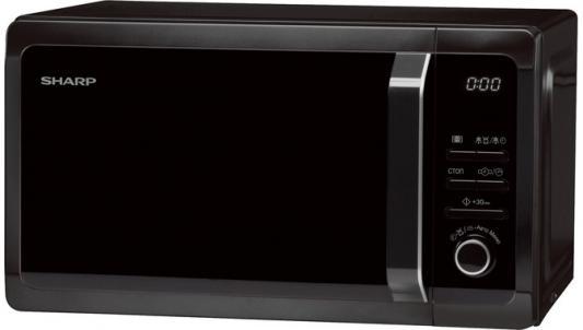СВЧ Sharp R2852RK 800 Вт чёрный