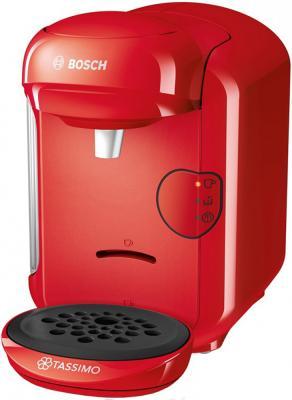 Кофемашина Bosch TAS1403 красный кофемашина bosch tes 51523