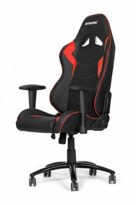 Купить со скидкой Кресло компьютерное игровое AKRacing OCTANEчерно-красный