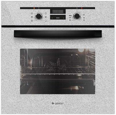 все цены на Электрический шкаф Gefest ЭДВ ДА 622-02 К46 серый онлайн