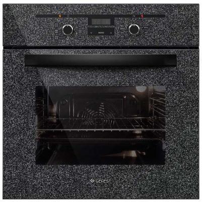 Электрический шкаф Gefest ДА 622-02 К43 черный цена и фото