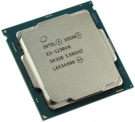 Процессор Intel Xeon E3-1230v6 3.5GHz 8Mb LGA1151 OEM цены онлайн