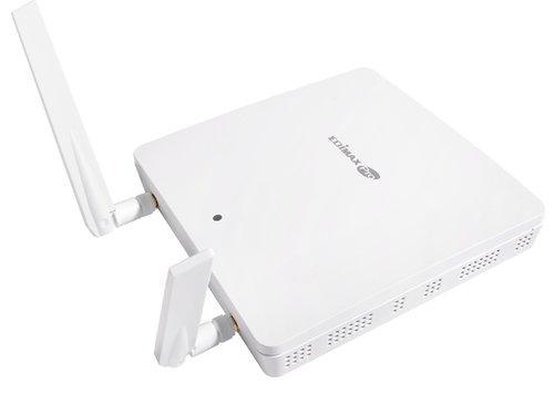 Точка доступа Edimax WAP1200 802.11ac 1167Mbps 2.4 ГГц и 5 ГГц 2xLAN белый