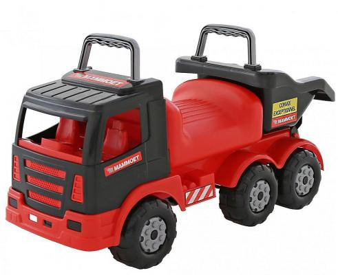 Каталка-машинка MAMMOET 56726 200-01 красный от 10 месяцев пластик