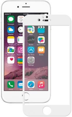 Защитное стекло Deppa 61996 для iPhone 6 iPhone 6S 0.3 мм белый