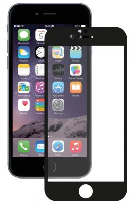 Защитное стекло 3D Deppa 61997 для iPhone 6 iPhone 6S 0.3 мм черный защитное стекло 3d deppa 61998 для apple iphone 6 6s plus 0 3 мм белое