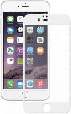 Защитное стекло белая Deppa 61998 для iPhone 6 Plus iPhone 6S Plus 0.3 мм