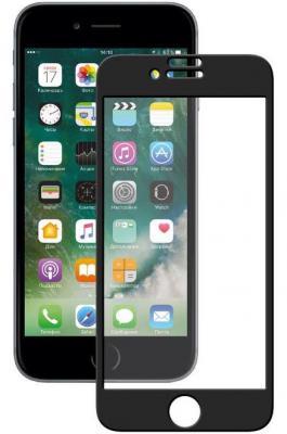 Защитное стекло 3D Deppa 62037 для iPhone 7 Plus 0.3 мм черный