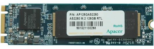 Твердотельный накопитель SSD M.2 240GB Apacer AS2280 Read 534Mb/s Write 431Mb/s SATAIII AP240GAS2280-1 шина kumho marshal wintercraft ice wi31 225 40 r18 92t xl
