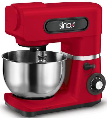 Миксер стационарный Sinbo SMX 2743 800 Вт красный