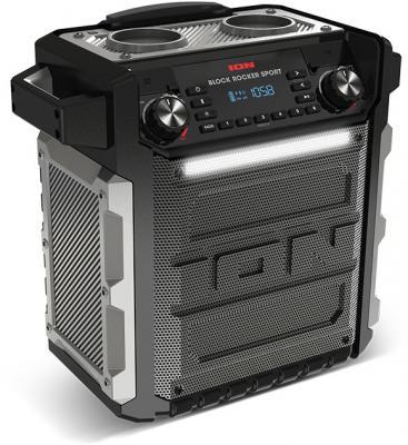 портативная-акустика-ion-audio-block-rocker-sport-се-рый-че-рный
