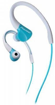 Наушники Pioneer SE-E3-GR голубой