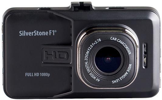 Видеорегистратор Silverstone F1 NTK-9000F 3 1920x1080 140° microSD microSDHC датчик движения USB HDMI черный цена