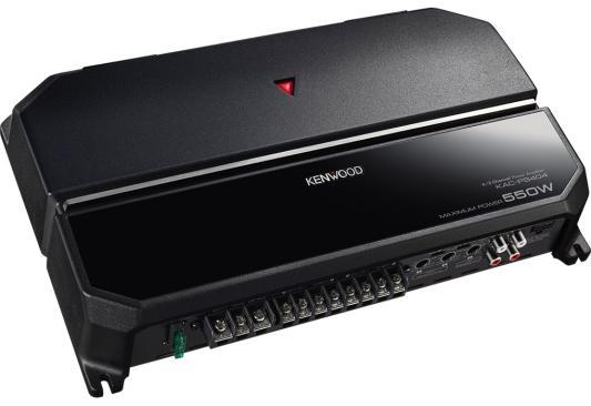 Усилитель звука Kenwood KAC-PS404 4-канальный kenwood kac ps404