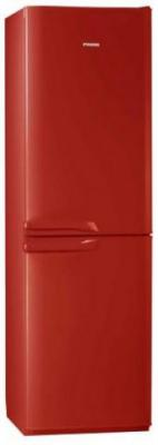 Холодильник Pozis RK-FNF-172R рубиновый холодильник pozis rk fnf 172 w r белый с рубиновыми накладками на ручках