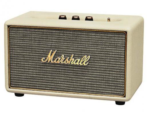 Портативная акустика Marshall Stanmore BT бежевый 04091629