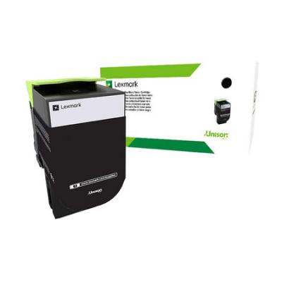 Картридж Lexmark 70C8HKE для Lexmark CS510/CS410/CS310 черный 4000стр lexmark ms812de