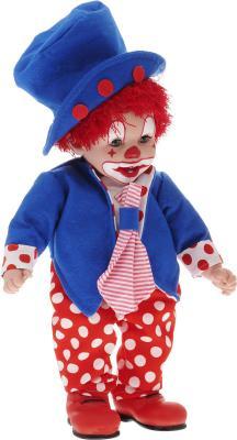 Кукла Arias Клоун 50 см мягкая кукла интерактивная arias т58639
