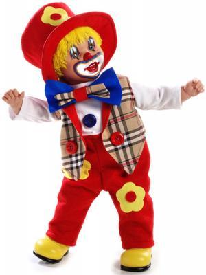 Купить Кукла Arias Клоун 50 см мягкая, винил, текстиль, пластик, Классические куклы и пупсы