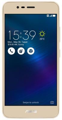 """Смартфон ASUS ZenFone Max ZF3 ZC520TL золотистый 5.2"""" 32 Гб LTE Wi-Fi GPS 3G"""