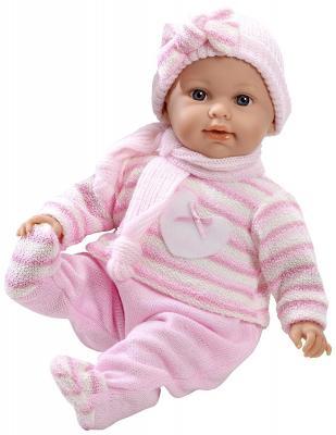 Купить Кукла Arias Elegance - Elian 42 см плачущая, винил, текстиль, пластик, Классические куклы и пупсы