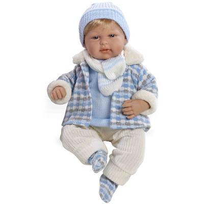 Купить Кукла Arias Elegance 45 см смеющаяся, пластик, Классические куклы и пупсы