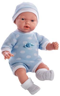 Купить Кукла Arias Elegance в боди и шапке - Hanne 28 см плачущая, винил, текстиль, пластик, Классические куклы и пупсы